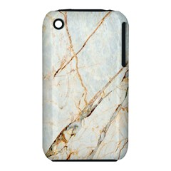 Marble Texture White Pattern Surface Effect Iphone 3s/3gs