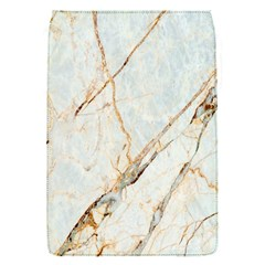 Marble Texture White Pattern Surface Effect Flap Covers (s)