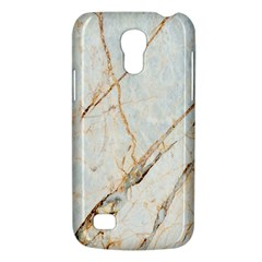 Marble Texture White Pattern Surface Effect Galaxy S4 Mini