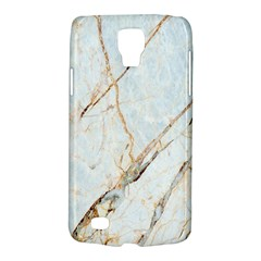 Marble Texture White Pattern Surface Effect Galaxy S4 Active