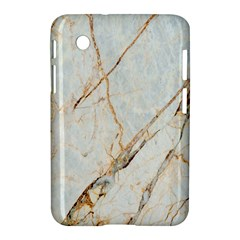 Marble Texture White Pattern Surface Effect Samsung Galaxy Tab 2 (7 ) P3100 Hardshell Case