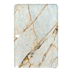 Marble Texture White Pattern Surface Effect Samsung Galaxy Tab Pro 10 1 Hardshell Case