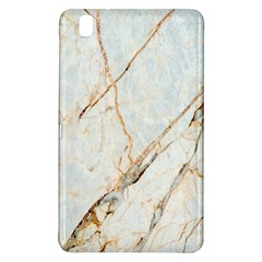 Marble Texture White Pattern Surface Effect Samsung Galaxy Tab Pro 8 4 Hardshell Case