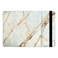 Marble Texture White Pattern Surface Effect Samsung Galaxy Tab Pro 10 1  Flip Case