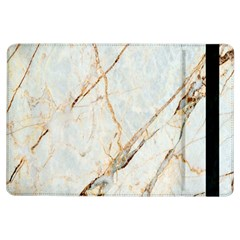 Marble Texture White Pattern Surface Effect Ipad Air Flip