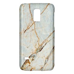Marble Texture White Pattern Surface Effect Galaxy S5 Mini