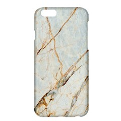 Marble Texture White Pattern Surface Effect Apple Iphone 6 Plus/6s Plus Hardshell Case