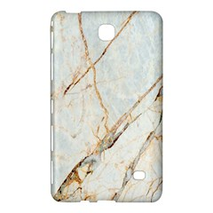 Marble Texture White Pattern Surface Effect Samsung Galaxy Tab 4 (7 ) Hardshell Case