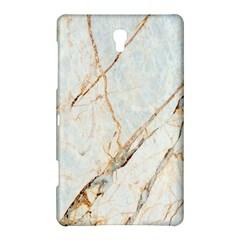 Marble Texture White Pattern Surface Effect Samsung Galaxy Tab S (8 4 ) Hardshell Case