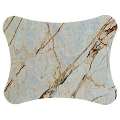 Marble Texture White Pattern Surface Effect Jigsaw Puzzle Photo Stand (bow)