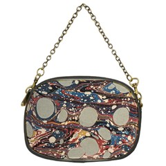 Marbling Chain Purses (two Sides)