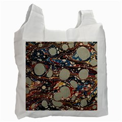 Marbling Recycle Bag (one Side)