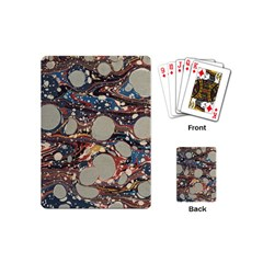 Marbling Playing Cards (mini)