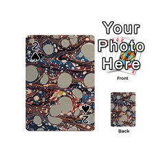 Marbling Playing Cards 54 (mini)