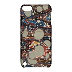 Marbling Apple Ipod Touch 5 Hardshell Case With Stand