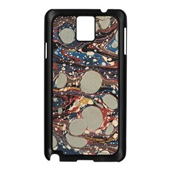 Marbling Samsung Galaxy Note 3 N9005 Case (black)