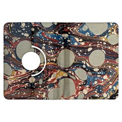 Marbling Kindle Fire Hdx Flip 360 Case