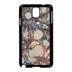 Marbling Samsung Galaxy Note 3 Neo Hardshell Case (black)