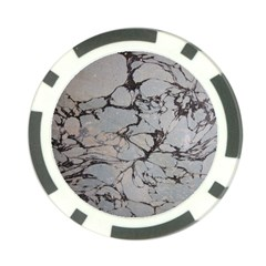 Slate Marble Texture Poker Chip Card Guard