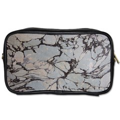Slate Marble Texture Toiletries Bags