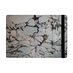Slate Marble Texture Apple Ipad Mini Flip Case
