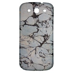 Slate Marble Texture Samsung Galaxy S3 S Iii Classic Hardshell Back Case