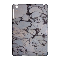 Slate Marble Texture Apple Ipad Mini Hardshell Case (compatible With Smart Cover)