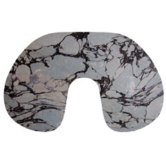 Slate Marble Texture Travel Neck Pillows