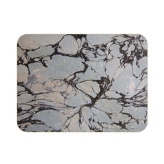 Slate Marble Texture Double Sided Flano Blanket (mini)