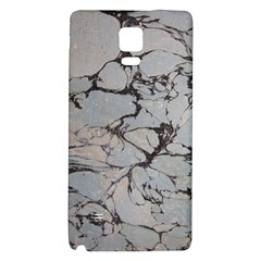 Slate Marble Texture Galaxy Note 4 Back Case