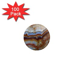 Wall Marble Pattern Texture 1  Mini Magnets (100 Pack)