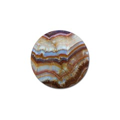 Wall Marble Pattern Texture Golf Ball Marker (4 Pack)