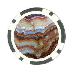 Wall Marble Pattern Texture Poker Chip Card Guard