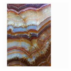 Wall Marble Pattern Texture Large Garden Flag (two Sides)