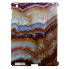 Wall Marble Pattern Texture Apple Ipad 3/4 Hardshell Case (compatible With Smart Cover)