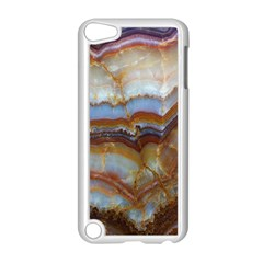 Wall Marble Pattern Texture Apple Ipod Touch 5 Case (white)