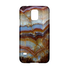 Wall Marble Pattern Texture Samsung Galaxy S5 Hardshell Case