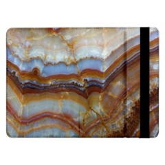 Wall Marble Pattern Texture Samsung Galaxy Tab Pro 12 2  Flip Case