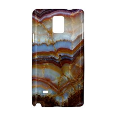 Wall Marble Pattern Texture Samsung Galaxy Note 4 Hardshell Case