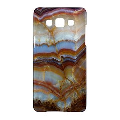 Wall Marble Pattern Texture Samsung Galaxy A5 Hardshell Case