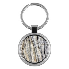 Texture Structure Marble Surface Background Key Chains (round)