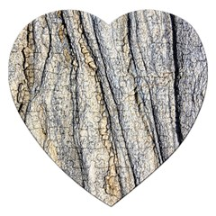 Texture Structure Marble Surface Background Jigsaw Puzzle (heart)