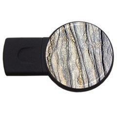 Texture Structure Marble Surface Background Usb Flash Drive Round (4 Gb)