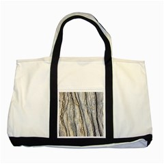 Texture Structure Marble Surface Background Two Tone Tote Bag
