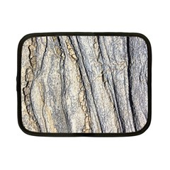 Texture Structure Marble Surface Background Netbook Case (small)