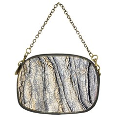 Texture Structure Marble Surface Background Chain Purses (one Side)