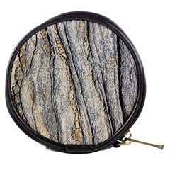 Texture Structure Marble Surface Background Mini Makeup Bags