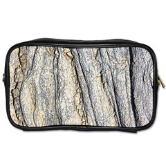 Texture Structure Marble Surface Background Toiletries Bags 2 Side