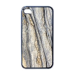 Texture Structure Marble Surface Background Apple Iphone 4 Case (black)