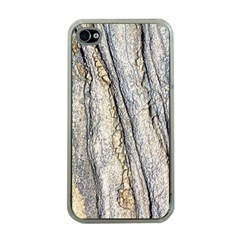 Texture Structure Marble Surface Background Apple Iphone 4 Case (clear)